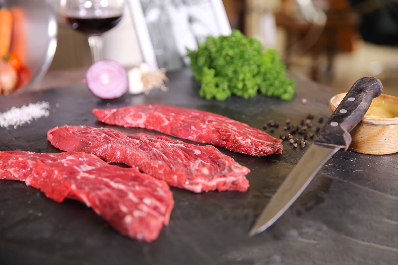 bbq pakket biefstuk luxe