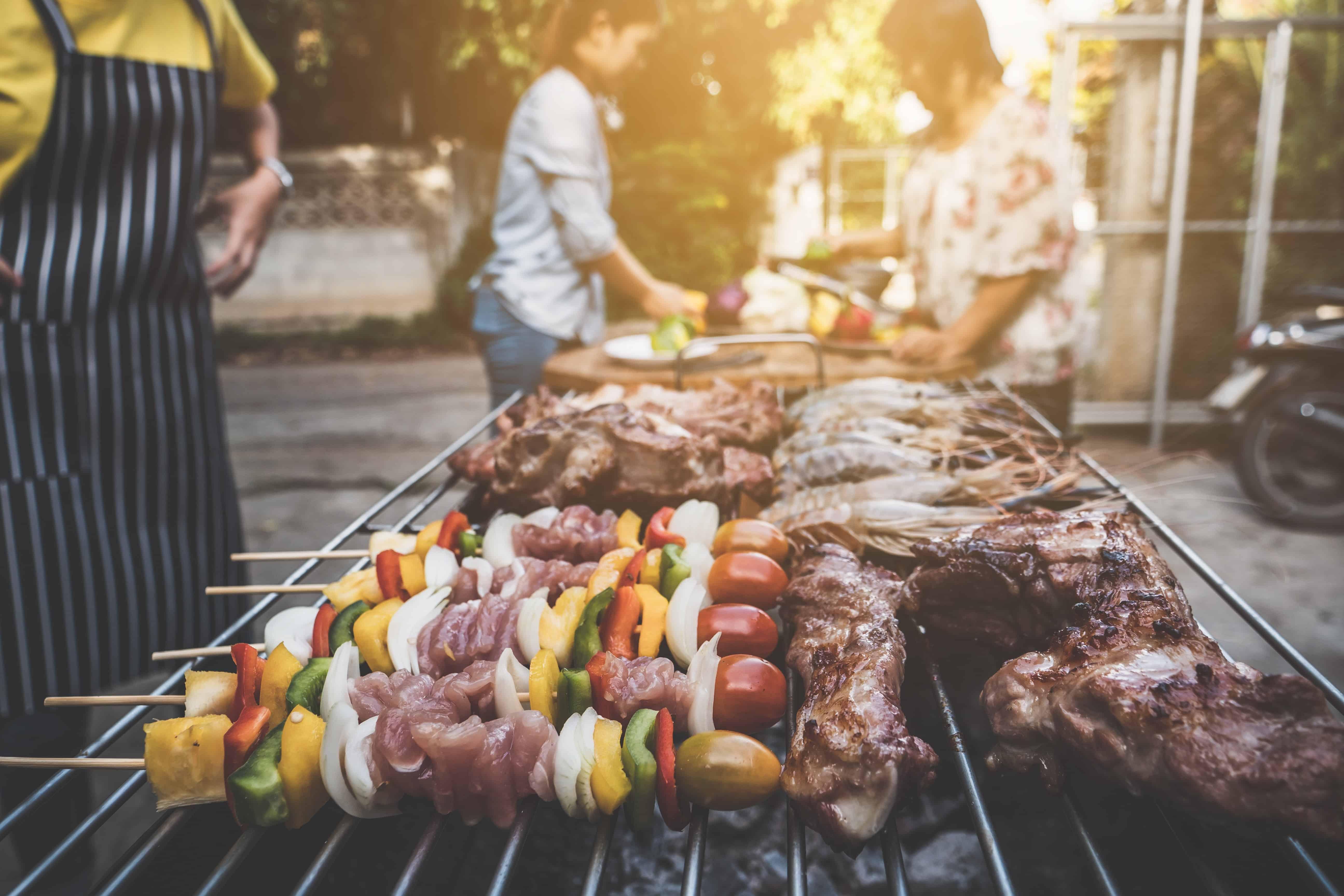 BBQ COMPLEET ZOMER PAKKETTEN
