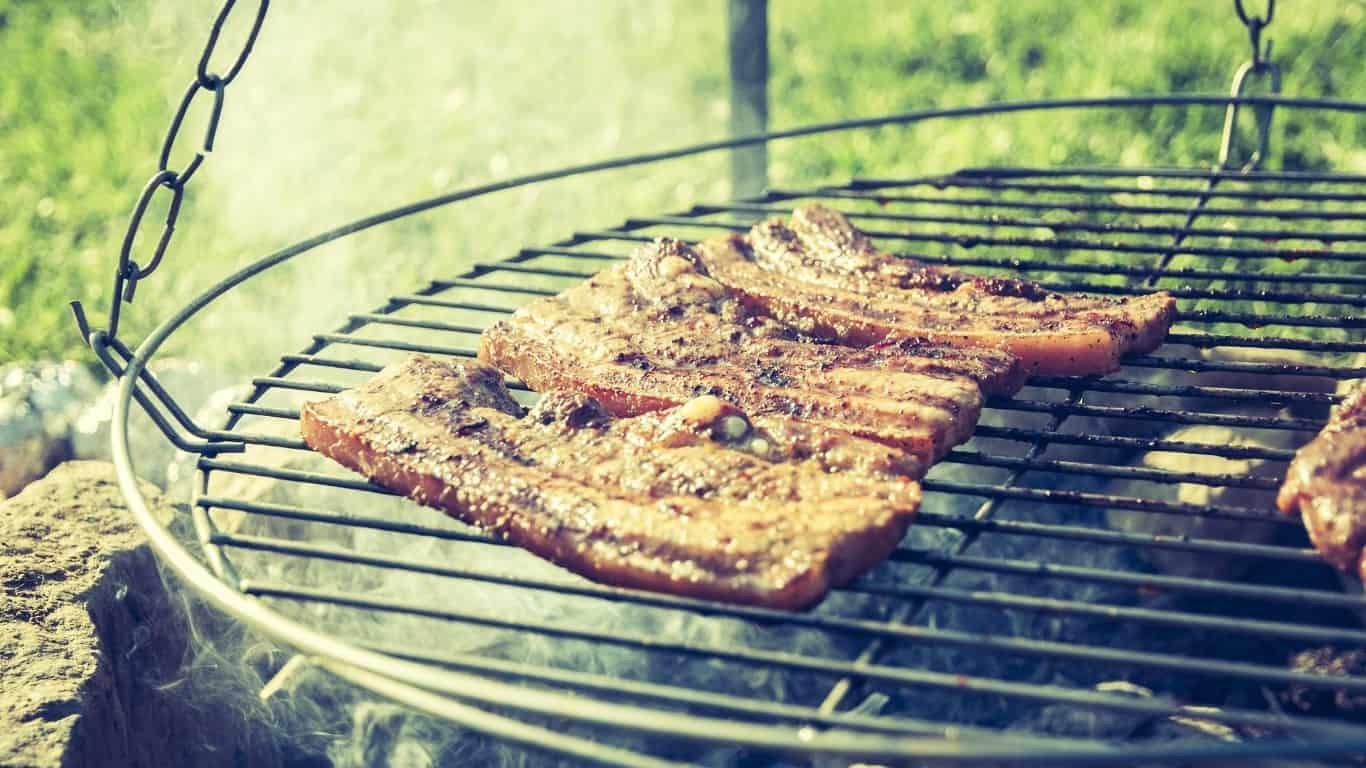 BBQ SPEKLAP