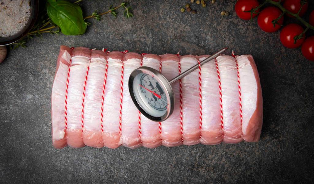 Filet rollade varkensvlees
