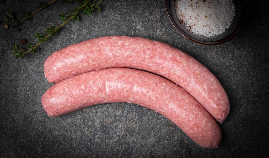 Kalfsworst kalfsvlees worst kalf