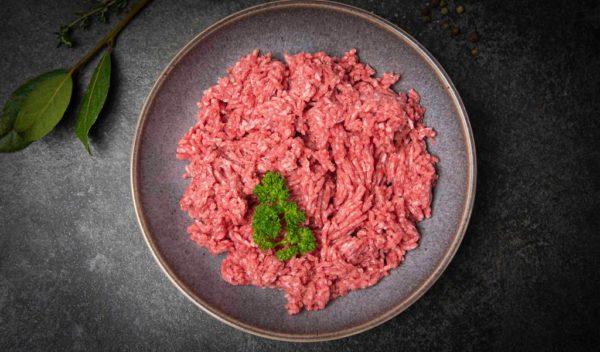 Rundergehakt rundvlees gehakt