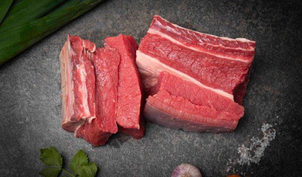 Klapstuk short ribs beefribs