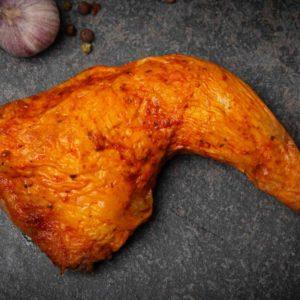 Gebraden kippenpoot