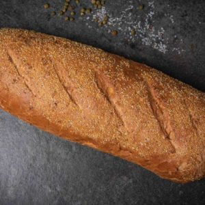 bbq brood mais