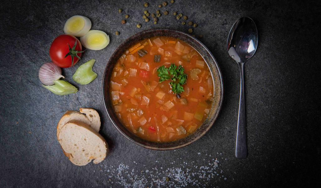 Tomatengroentensoep